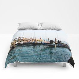 Gondola's. Comforters