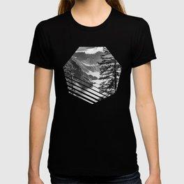 Forest Lake Retreat - Crater Lake T-shirt