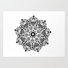 Ornament 01 Art Print