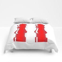 Salt And Pepper Comforters