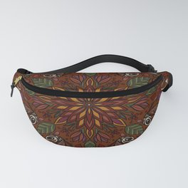 Nature Vibrant Fanny Pack