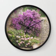 El muro Wall Clock