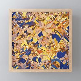 Abstract 137 Framed Mini Art Print