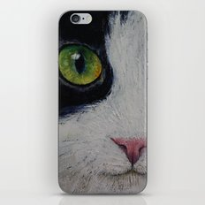 Japanese Bobtail Cat iPhone & iPod Skin