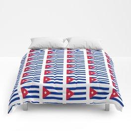 Flag of Chile 2 -Spanish,Chile,chilean,chileno,chilena,Santiago,Valparaiso,Andes,Neruda. Comforters