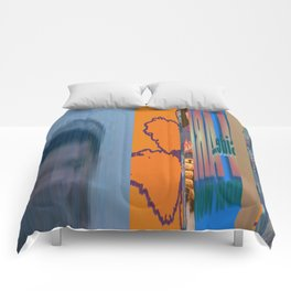 Wow State Wow Florida Comforters