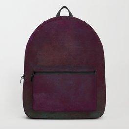Vintage dark purple Backpack