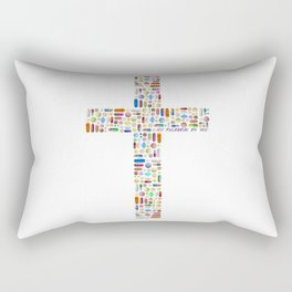 My Religion Is You Rectangular Pillow