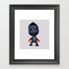 Sackboy (Henry Melton) Framed Art Print