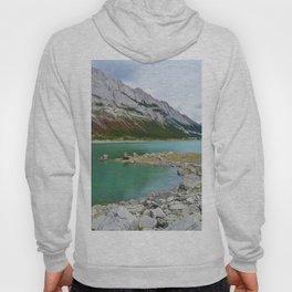 Medicine Lake in Jasper National Park, Canada Hoody