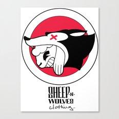 Sheep-n-Wolves Clothing Canvas Print