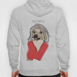 Celebrity Dogs-Kelly Ruff-A Hoody