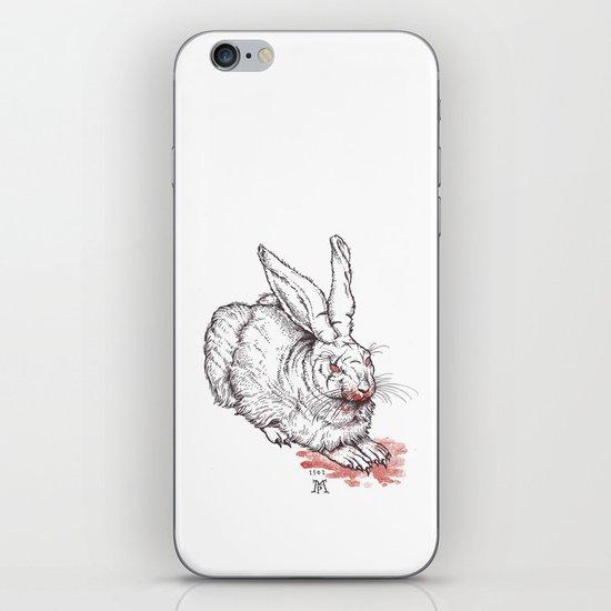 the beast of caerbannog iPhone & iPod Skin