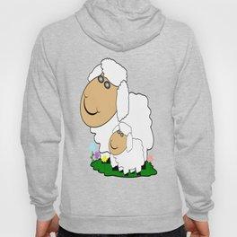 Sheep With Lamb Hoody