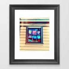 picado Framed Art Print