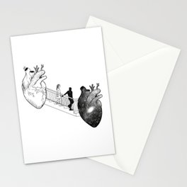 The way i loved your fantasy. Stationery Cards
