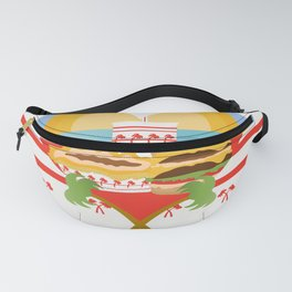 Animal Style Fanny Pack