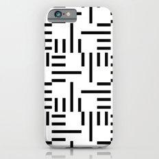 Kemper Black & White Slim Case iPhone 6s