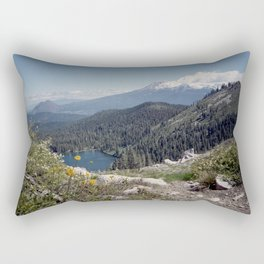 Mt Shasta Rectangular Pillow
