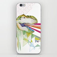 Dinosaur / August iPhone & iPod Skin
