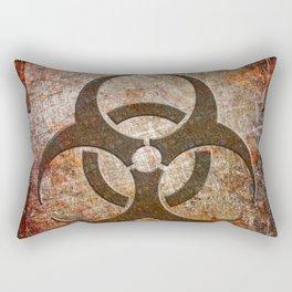 Contagion Rectangular Pillow