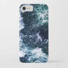 Wild ocean waves Slim Case iPhone 7