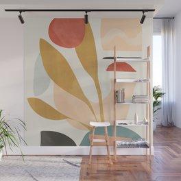 Abstract Shapes 20 Wall Mural