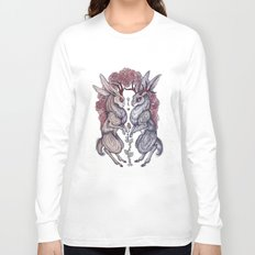 Rare Hearts Long Sleeve T-shirt