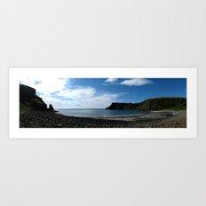 Talisker Bay. Art Print