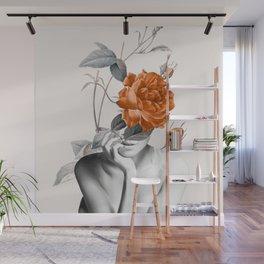 Rose 3 Wall Mural