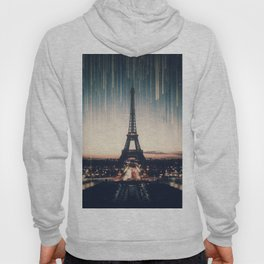 Eiffel Tower Lights Hoody