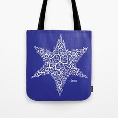 David's Star Tote Bag