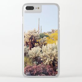 Arizona Color Clear iPhone Case