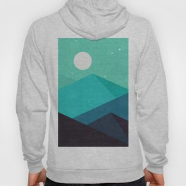 Minimalist Landscape XIII Hoody