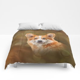 Drawing Dog breed Welsh Corgi Comforters