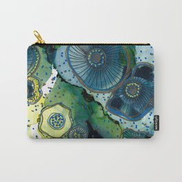 Anemone Fields Carry-All Pouch