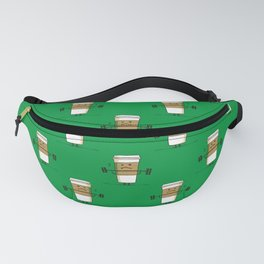 Strong Coffee Fanny Pack