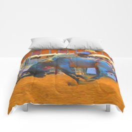 Hang Tight Comforters