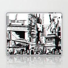 City That Inspires Laptop & iPad Skin