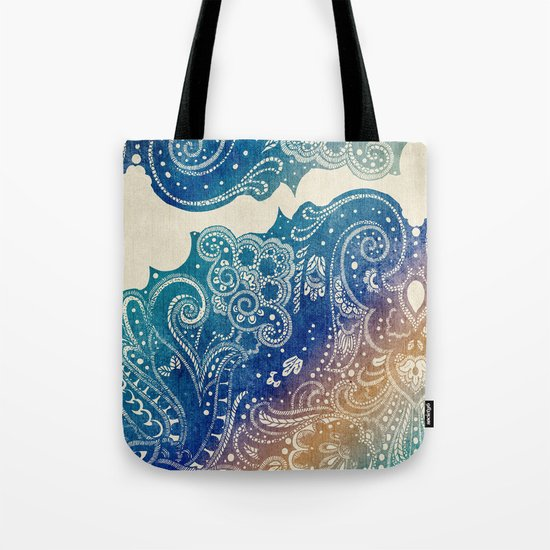 Mermaid Princess  Tote Bag