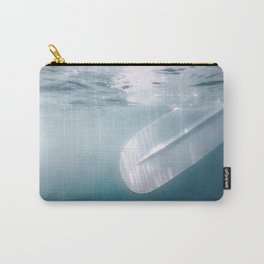 Underwater Paddle, Sand up Paddle Boarding Underwater View. Carry-All Pouch