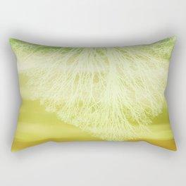 inhaling spring Rectangular Pillow