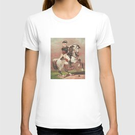 George Washington at the Battle of Trenton T-shirt