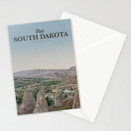 Visit South Dakota Stationery Cards