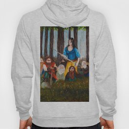 Snow-White and the Seven Dwarves Hoody