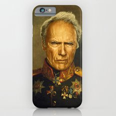 Clint Eastwood - replaceface Slim Case iPhone 6