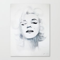 Marilyn '62 Canvas Print
