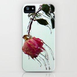 fROSEn iPhone Case