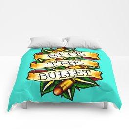Bite the Bullet Comforters