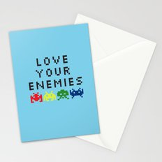 Love Your Enemies Stationery Cards